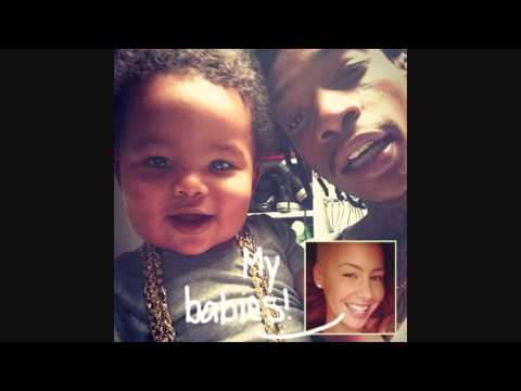 Wiz Khalifa Frustrated Amber Rose REFUSED to Let Him see his Son on his Birthday.