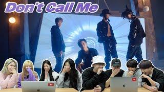 샤이니 'Don't Call me' 뮤비를 보는 남녀 댄서의 반응 차이 | SHINee 'Don't Call Me' MV REACTION