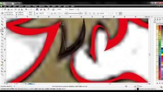 Tutorial Membuat Logo Futsal dengan CorelDraw - animegue.com