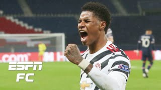 Man United beat PSG 2-1: Marcus Rashford takes down 'lazy' Paris Saint-Germain yet again | ESPN FC