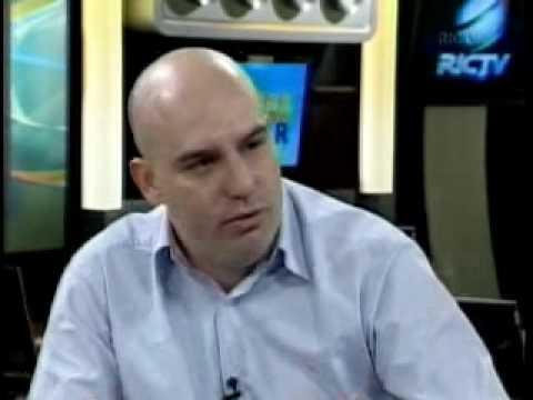 Confiança e internet - Entrevista Willian Mac-Cormick Maron - RicTv - Paraná no Ar - 06/04/10