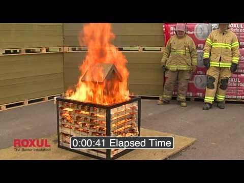 ROXUL FIRE RESISTANCE