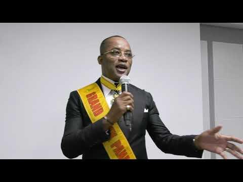 -ARCHEVÊQUE KODJA reçoit le Super PRIX PANAFRICAIN DES LEADERS 2021 - NOV'AFRIQUE
