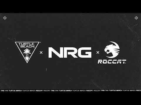 Turtle Beach, NRG and ROCCAT squad up.