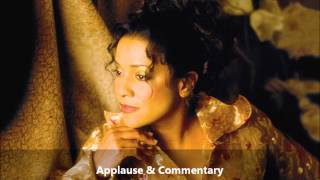 Kathleen Battle - 1982 Canadian Debut Recital (Entire) - Pollack Hall, Montreal