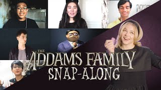The ultimate Addams Family Snap-Along theme song feat. Charlize Theron, Chloë Grace Moretz and more!