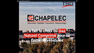 Station GNC Villeneuve sur Lot par TSG France