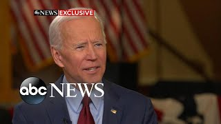 Biden on how he's different from Obama, 2020 contenders [FULL INTERVIEW - PT 2/2]