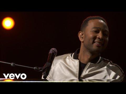 John Legend - Green Light (Live on the Honda Stage at iHeartRadio Theater LA)