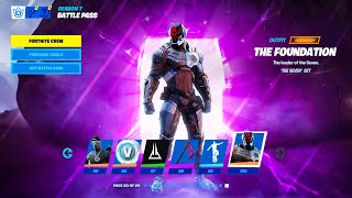 Fortnite Chapter 2 - Season 7 | Battle Pass Overview