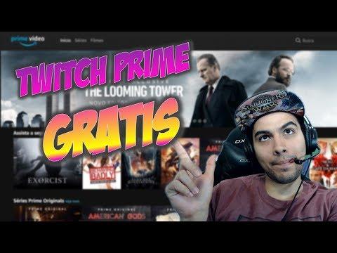 Twitch Prime - Vale a Pena testar os 7 Dias GRATIS