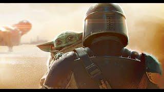 Mando & Baby Yoda || Machine - Imagine Dragons