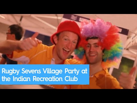 Sevens Village Party at the Indian Recreation Club Hong Kong