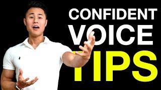 How To Speak With Confidence & Authority (3 EASY TRICKS!)