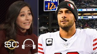 Packers defense can exploit Jimmy Garoppolo's weaknesses – Mina Kimes | SC with SVP