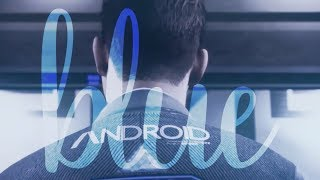 connor x hank / everything is blue - YouTube