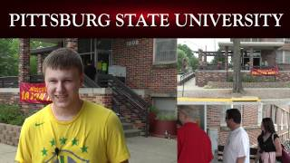 'Pitt State Move-in Day 2011 Montage!
