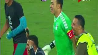هدف محمد صلاح الثانى والصعود لكأس مصر بدموع مدحت شلبى -