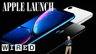 Apple Launch Recap: iPhone XS, XS Max, XR - Everything You Need to Know   WIRED