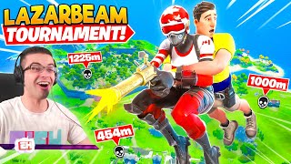Nick Eh 30 reacts to LazarBeam's YEET Tournament!