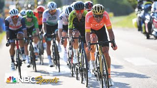 Tour de France 2020: Stage 19 extended highlights | NBC Sports