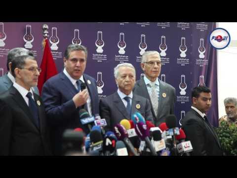 اخنوش: سنتعاون مع العثماني لتشكيل الحكومة