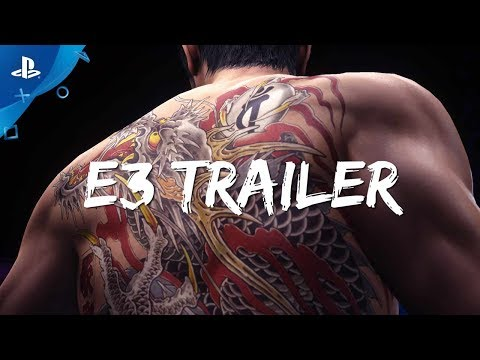 Yakuza 6: The Song of Life Trailer
