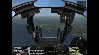 Wings Over Vietnam: F-4 vs Mig-19 duel