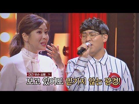 [린(LYN) 2R 공개] 일동 기립하게 만든 정체(!) 미쳤나봐-! 히든싱어5(hidden singer5) 5회