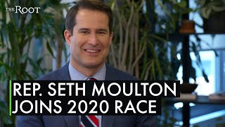 Democratic Massachusetts Rep. Seth Moulton has Announced his Entry to the 2020 Presidential Race