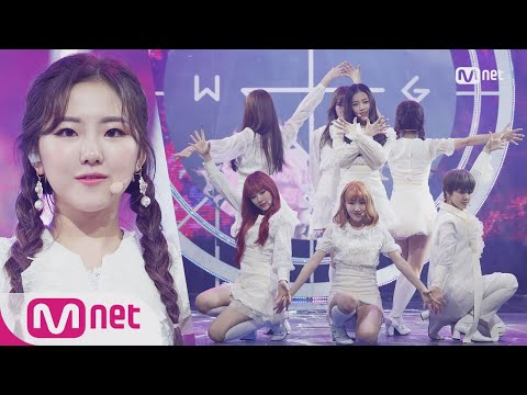 [GWSN - Puzzle Moon] Debut Stage | M COUNTDOWN 180906 EP.586