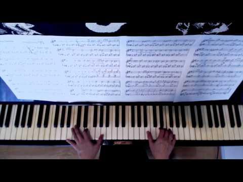 FINE ON THE OUTSIDE /映画『思い出のマーニー』主題歌 by Priscilla Ahn - piano cover