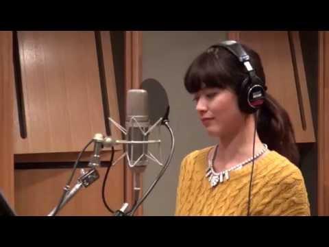 澤田かおり「Brave」レコーディング風景