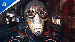 Watch dogs : legion :  bande-annonce VF