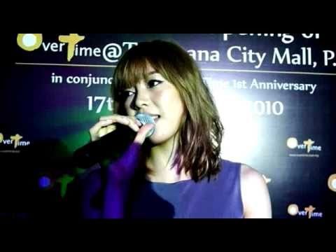 Olivia Ong - 如燕 @ Grand Opening of Overtime, Tropicana City Mall