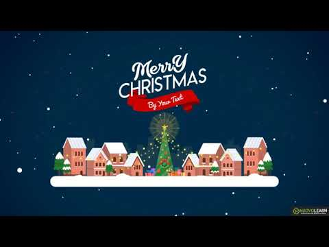 6 Awesome After Effects Templates for Christmas 2018