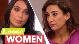 The Ladies React to the Harvey Weinstein Abuse Scandal | Loose Women