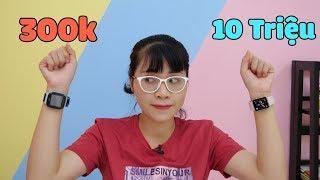 Đồng Hồ 10 Triệu Và Đồng Hồ 300k