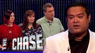 The Chase | Victoria, Jane and Ricki Outrun the Sinnerman in the Final Chase