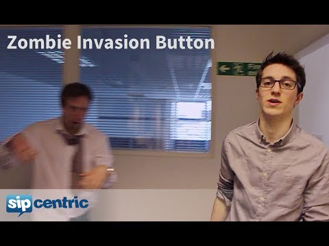 Does your phone system have a zombie invasion button?
