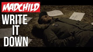 Madchild - Write It Down (Official Music Video from The Darkest Hour)