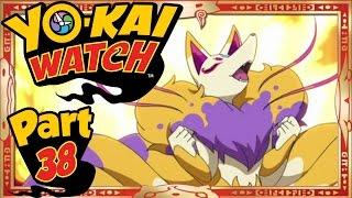 Yo-Kai Watch - Part 38   How To Get Kyubi! [English Gameplay Walkthrough]