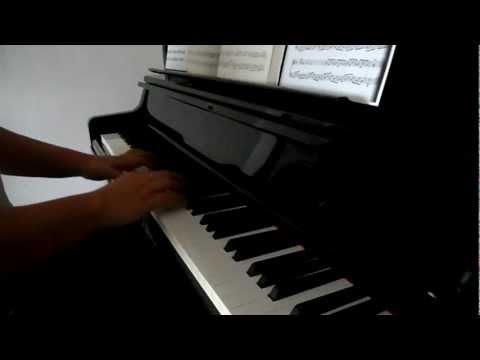 周杰伦-甜甜的 (Piano Cover)