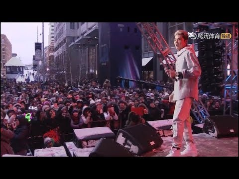 [FULL][OFFICIAL] Kris Wu - Super Bowl Live 2018
