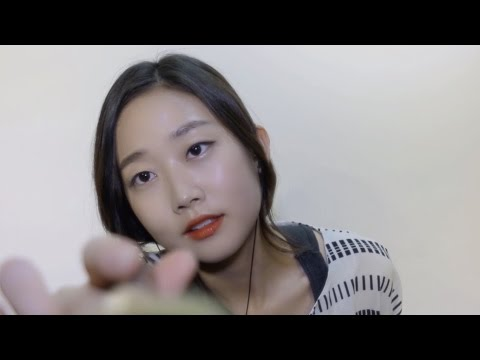 [English ASMR] Mic Brushing&Touching 마이크 브러슁&터칭