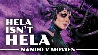 Hela isn't Hela - Thor Ragnarok