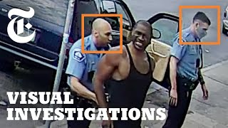 How George Floyd Was Killed in Police Custody | Visual Inv..