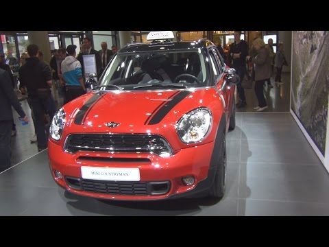 MINI Cooper SD Countryman (2016) Exterior and Interior in 3D