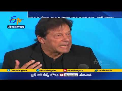 Pakistan PM Imran Khan urges world to support Taliban
