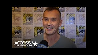'Prison Break': Robert Knepper On T-Bag's Reaction To Learning Scofield Is Alive   Access Hollywood